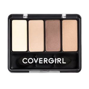 New Covergirl Eyeshadow Natural Nudes